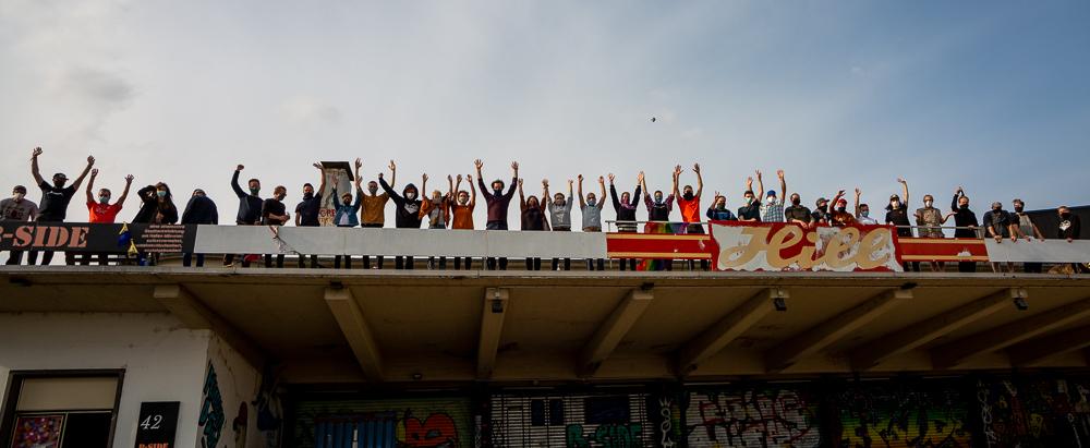 Das laut pochende Herz des Hansaviertels – Projektportrait der B-Side, Münster