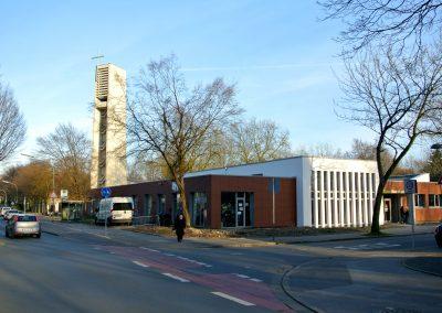 Bonni Stadtteilzentrum, Gelsenkirchen-Hassel