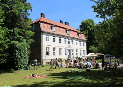 """""""Neuland Wasserschloss"""", Blomberg-Reelkirchen"""