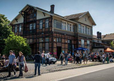 Utopiastadt im Mirker Bahnhof, Wuppertal