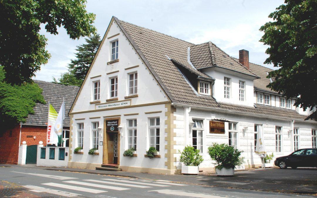"""Kulturort Gasthof Wilhalm"", Harsewinkel"