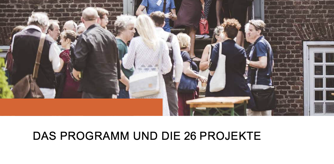 """80 Seiten Kultur und Begegnung – Broschüre portraitiert """"Dritte Orte"""" in NRW"""